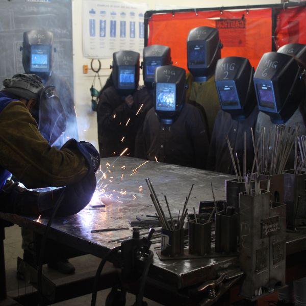 3 hour taster arc welding