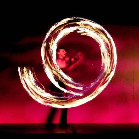 Fire Poi: Turns, Transitions, and Flow