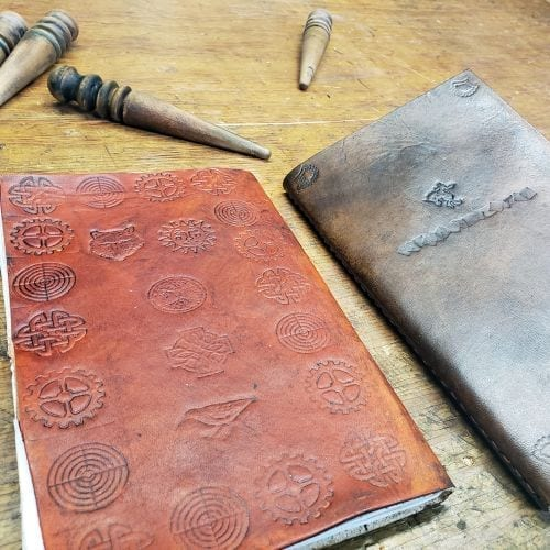 3 hour taster leather
