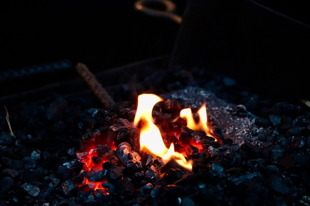 blacksmithing forges