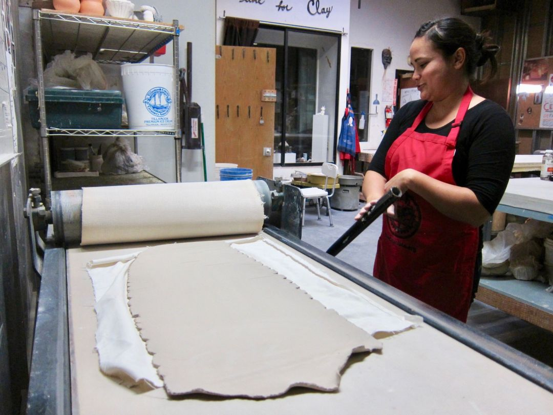 handbuilding pottery